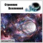Строение Вселенной. Теории. Интересные факты