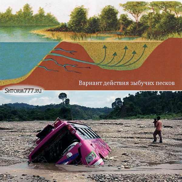 Зыбучий песок-2