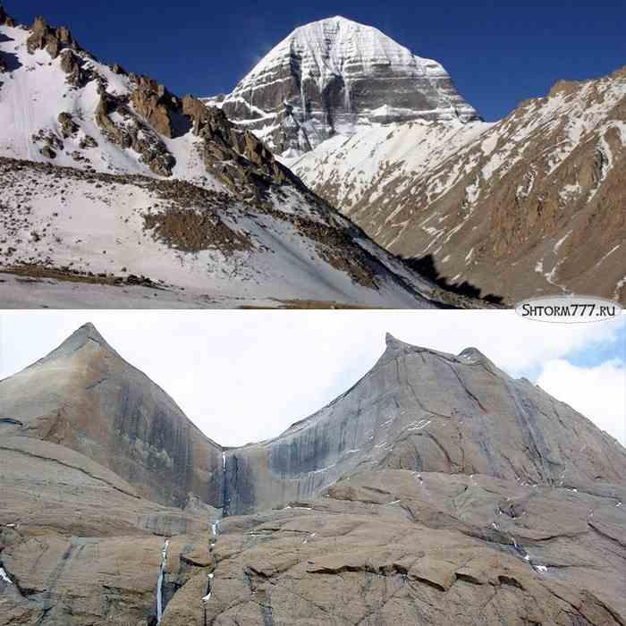 Гора Кайлас в Тибете-4