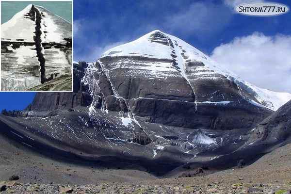 Гора Кайлас в Тибете-7