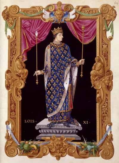 Людовик XI, король Франции-3