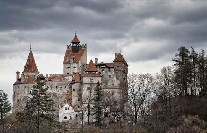 Замок Бран-1