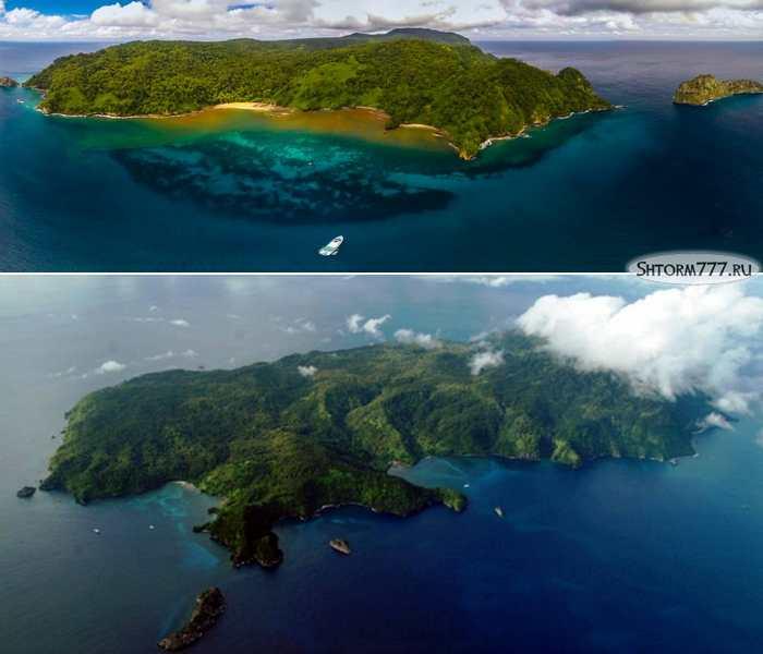 Остров Кокос Коста-Рика-1