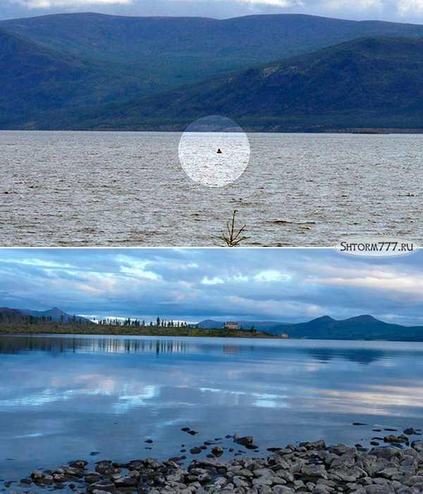 Озеро Лабынкыр в Якутии-3