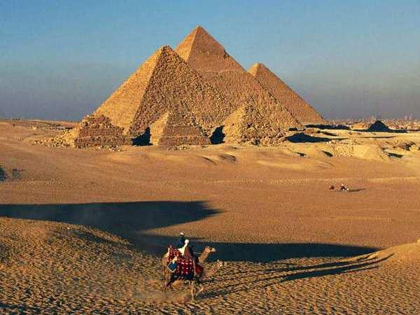 Пирамида Менкаура-1