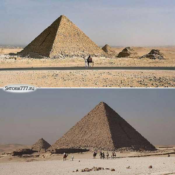 Пирамида Менкаура-2