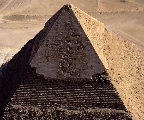 Пирамида Хефрена в Гизе-3