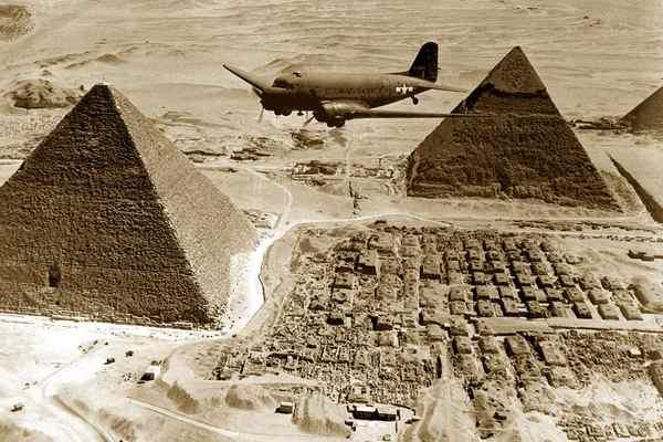 Пирамида Хефрена в Гизе-4