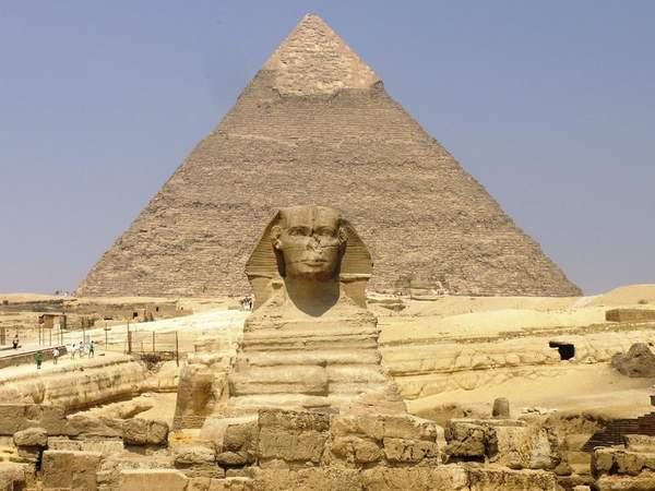 Пирамида Хефрена в Гизе-5
