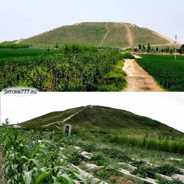 Китайские пирамиды-2