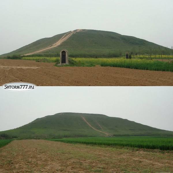 Китайские пирамиды-3