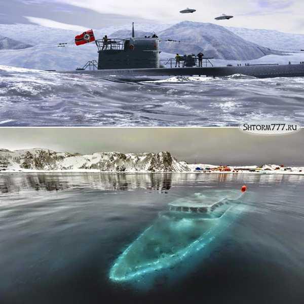 Тайны Антарктиды-3