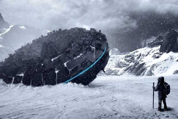 Тайны Антарктиды-4