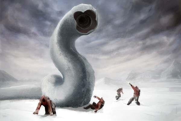 Тайны Антарктиды-5