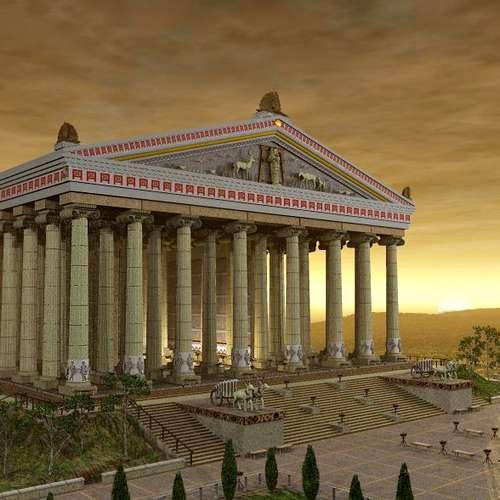 Александрийская библиотека, Александрия-1