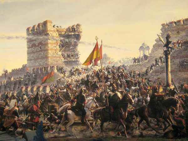 Гибель византийской империи-4