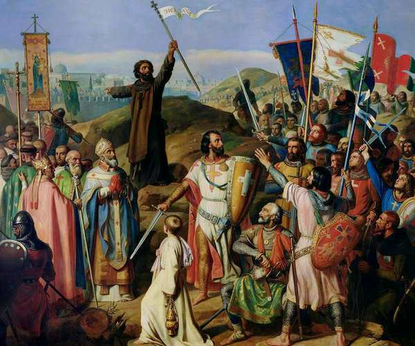 Крестовые походы-1