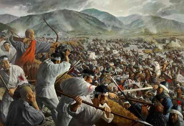 Как умер Чингисхан-2