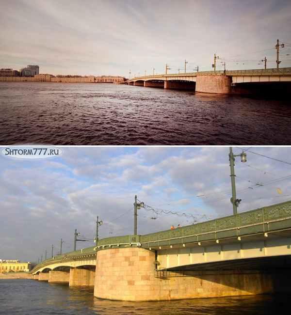 Литейный мост в Санкт-Петербурге-2