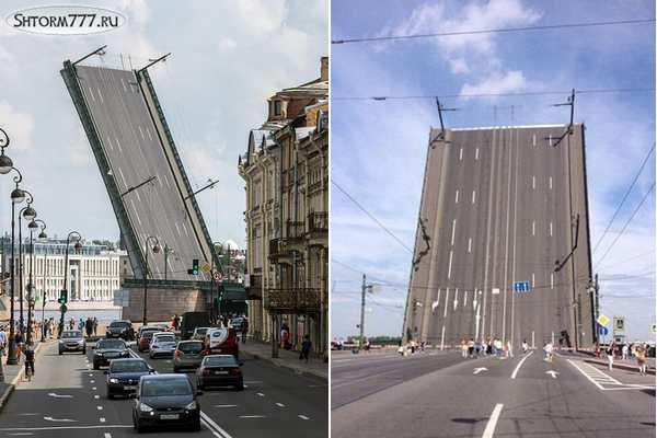 Литейный мост в Санкт-Петербурге-4