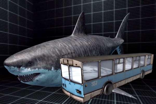 Мегалодон, акула-2
