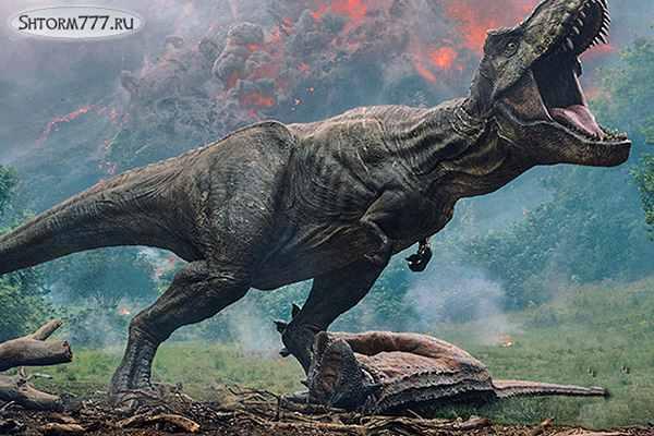 Как вымерли динозавры-3