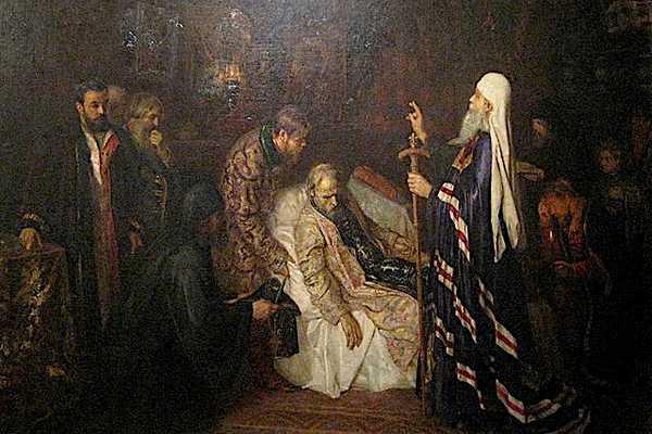 Как умер Иван Грозный-3
