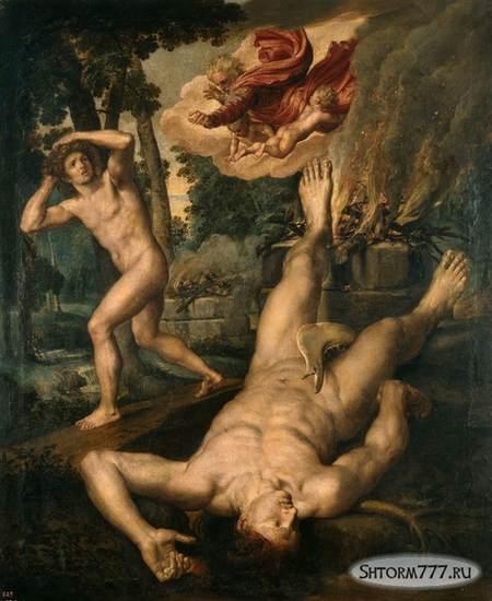 За что Каин Авеля убил-3