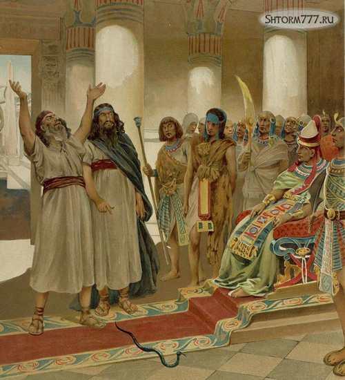 10 казней египетских-3