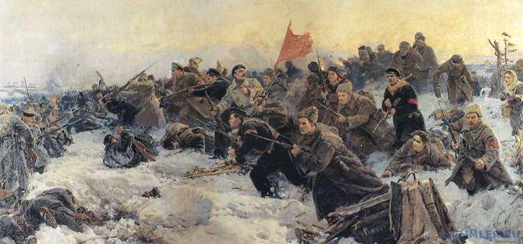 Гражданская война 1917-1922 (1)