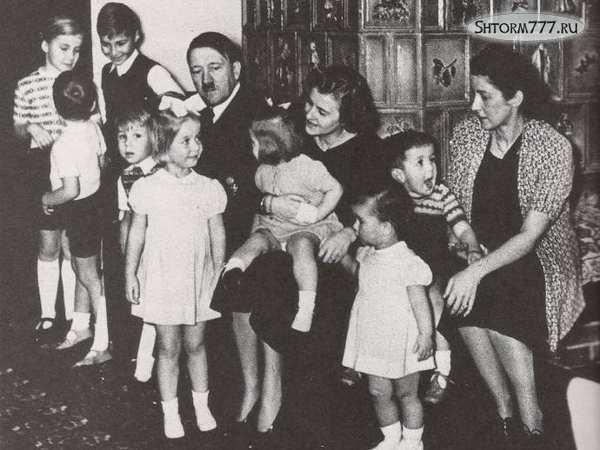 Были ли у Гитлера дети-1