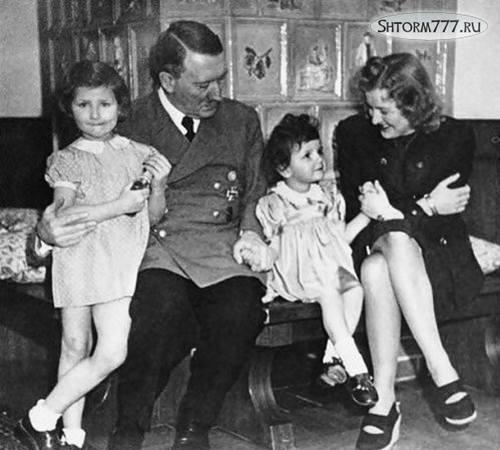 Были ли у Гитлера дети-2
