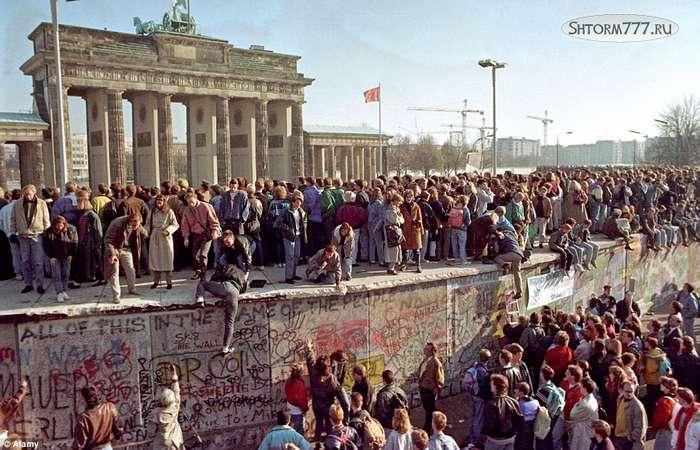 Берлинская стена-1