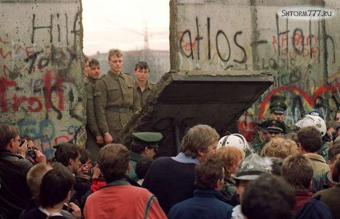 Берлинская стена-2