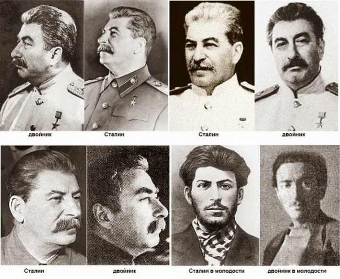 Двойники Сталина-1