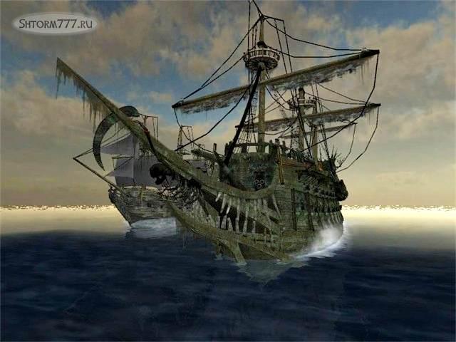 Летучий Голландец, корабль-3