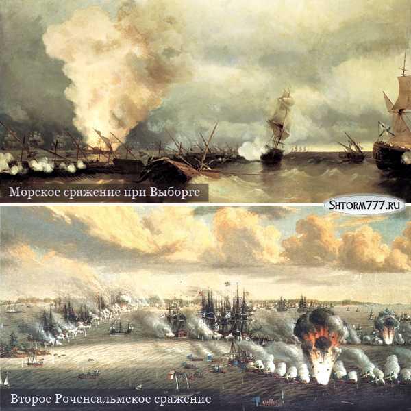 Русско-шведская война (2)