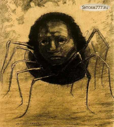 Раньо Неро, Черный паук-1