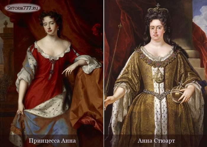 Королева Анна Стюарт-1