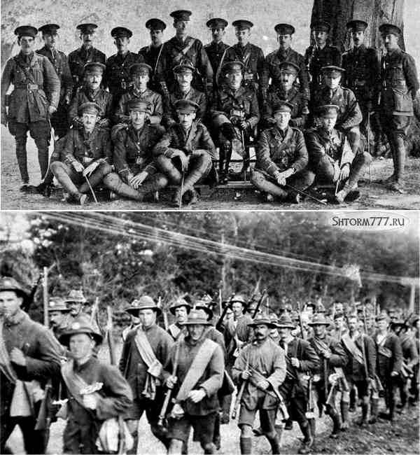 Исчезновение Норфолкского полка-1