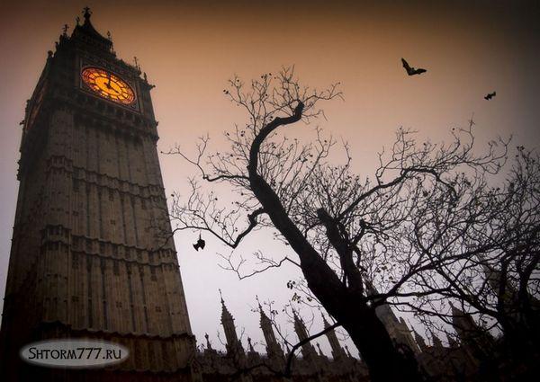 Английские призраки-7