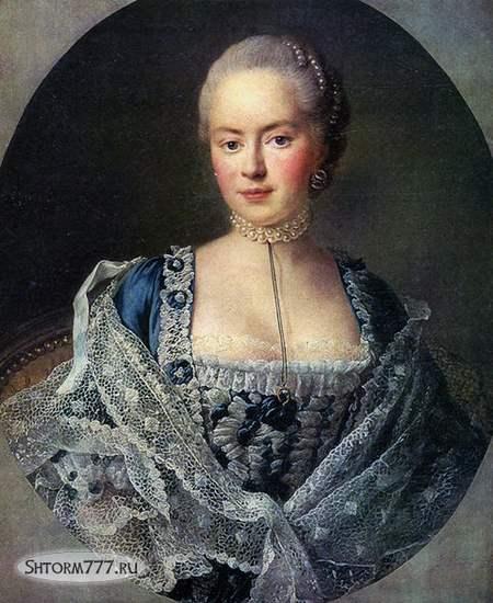 Дарья Салтыкова биография-1