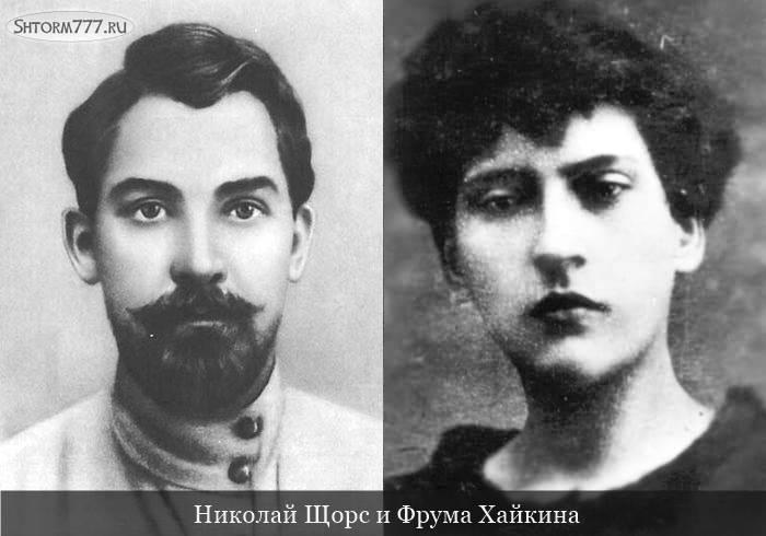 Фрума Хайкина-Щорс-1