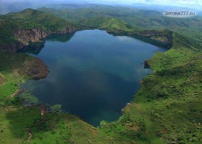 Озеро Ниос-1
