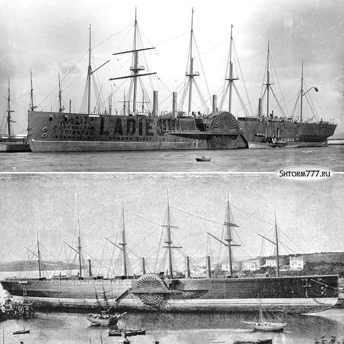 Корабль Грейт Истерн-2