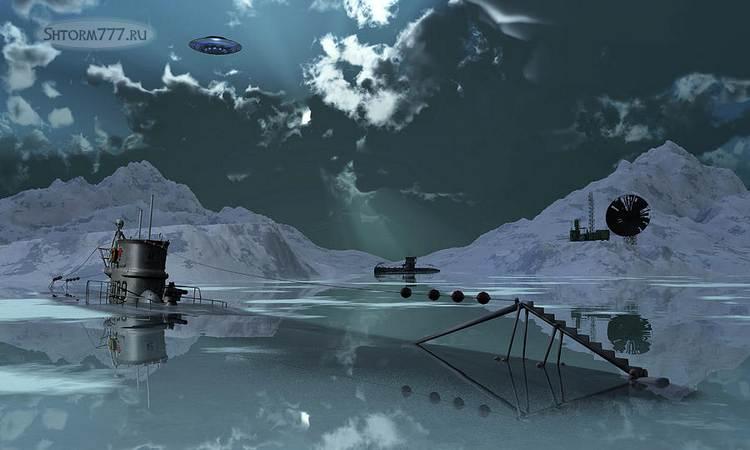 Новая Швабия в Антарктиде-1
