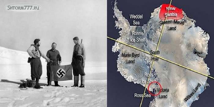 Новая Швабия в Антарктиде-4