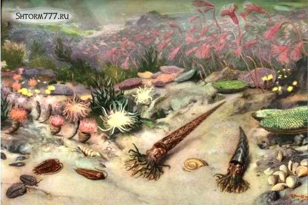 Массовые вымирания в истории Земли-1