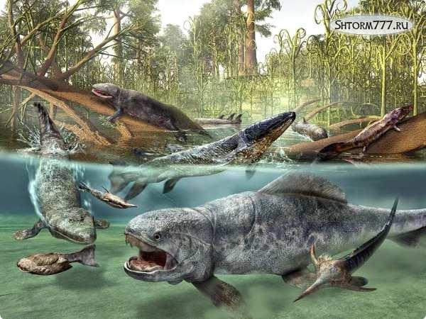 Массовые вымирания в истории Земли-2