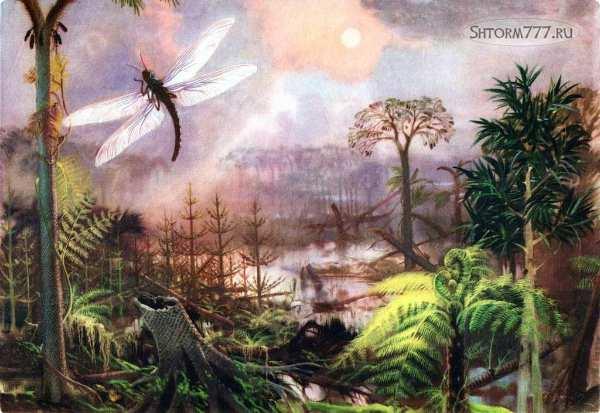 Массовые вымирания в истории Земли-3
